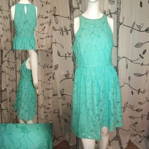 Lauren Conrad Mint Dress